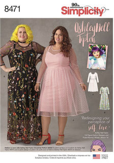 plus size, sewing patterns, patternpostie