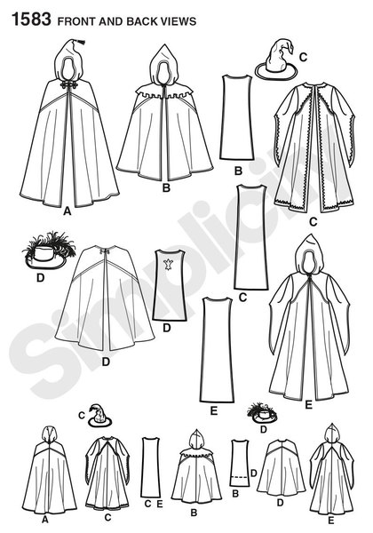 1583 - Sewing- Patterns- NZ - dresses, childrens, babies, toddlers ...