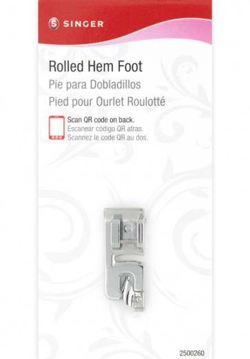 Rolled Hem Foot