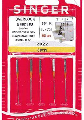 Singer Overlocker Needles