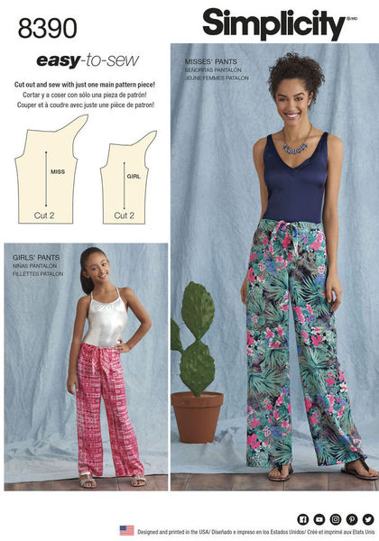 Sewing Patterns Pants Image collections - origami instructions easy ...